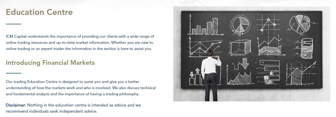 обучение ICM Capital
